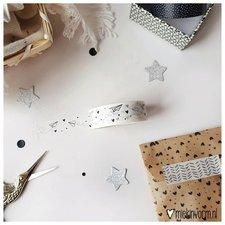 MIEKinvorm Masking tape vliegtuigjes/hartjes/stipjes