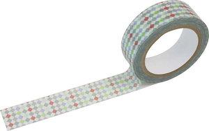 Masking tape Shinzi Katoh - Colourful Diamonds