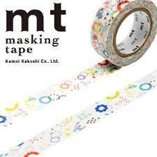 MT Masking tape colorful pop